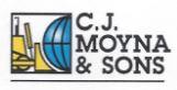CJ Moyna Logo