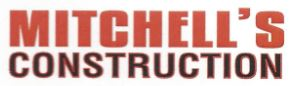 Mitchell's Contruction Logo
