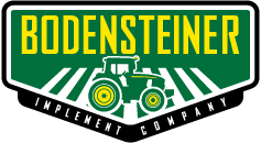 Bodensteiner Implement Logo